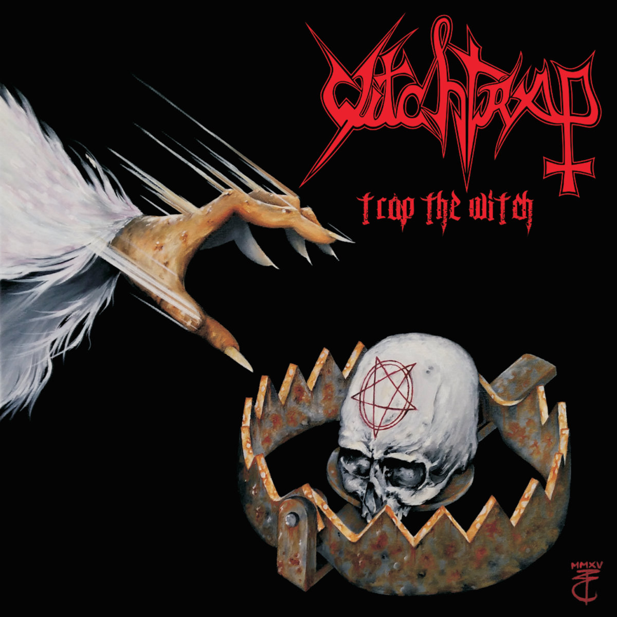 witchtrap album
