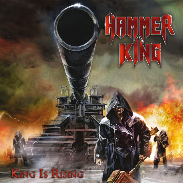 hammer king album